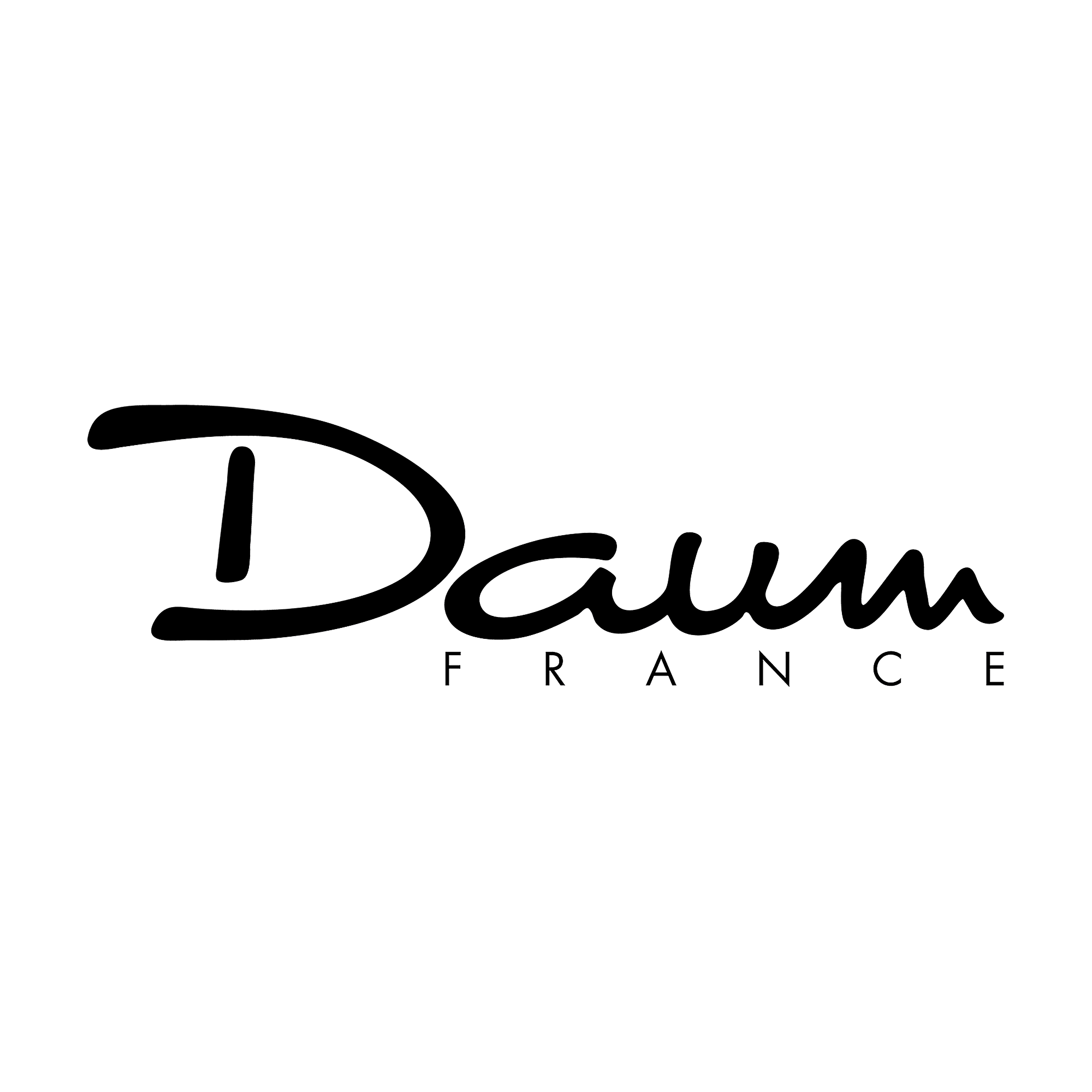Logo cristallerie Daum, client de la poterie Doublet.